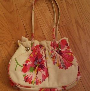 Lulu Guiness small floral Handbag